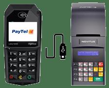 Novitus Nano Online + terminal płatniczy