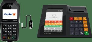 Terminal płatniczy połączony z Novitus Next Online