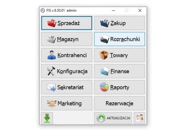 Uniwersalne oprogramowanie