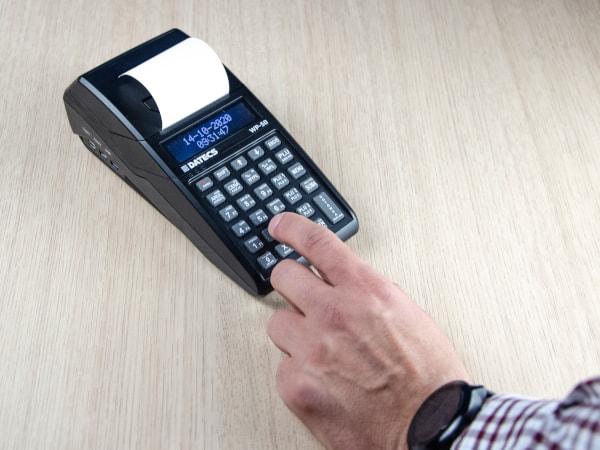 Datecs WP-50 to kompaktowe urządzenie