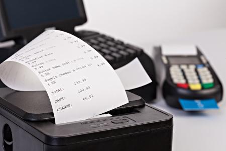Wyrejestrowanie kasy fiskalnej