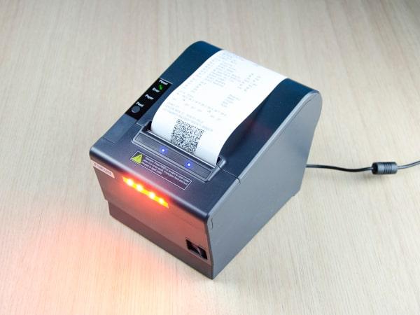 Sygnał wydruku FK-POS80-BF