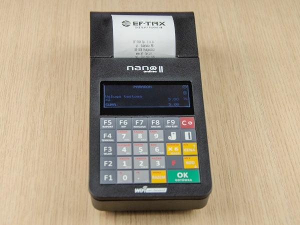 Novitus II Nano - następca najpopularniejszej kasy fiskalnej