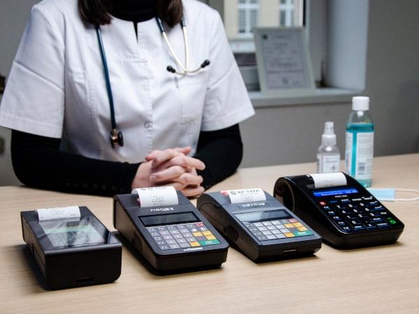 Najlepsze kasy fiskalne dla lekarzy