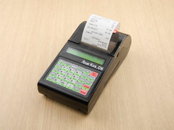 Aclas KOS_ON - mała kasa fiskalna online